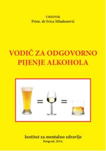 vodic za odgovorno pijenje alkohola
